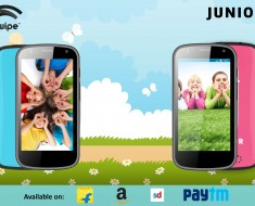Swipe Junior Mobile