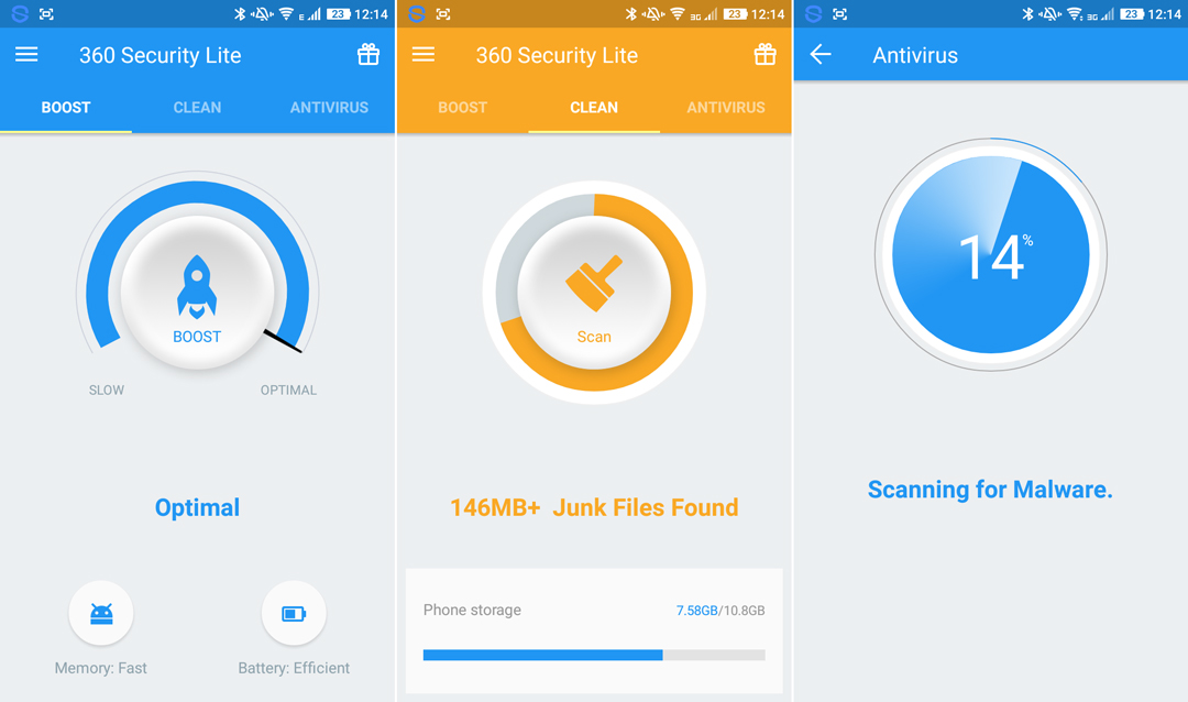 [App in focus] 360 Security Lite - Phonelicious